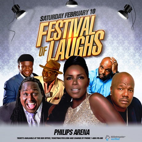 Festival Of Laughs Atlanta 2020 ATL Festival of Laughs | State Farm Arena