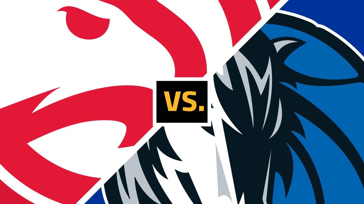 Hawks vs Mavs