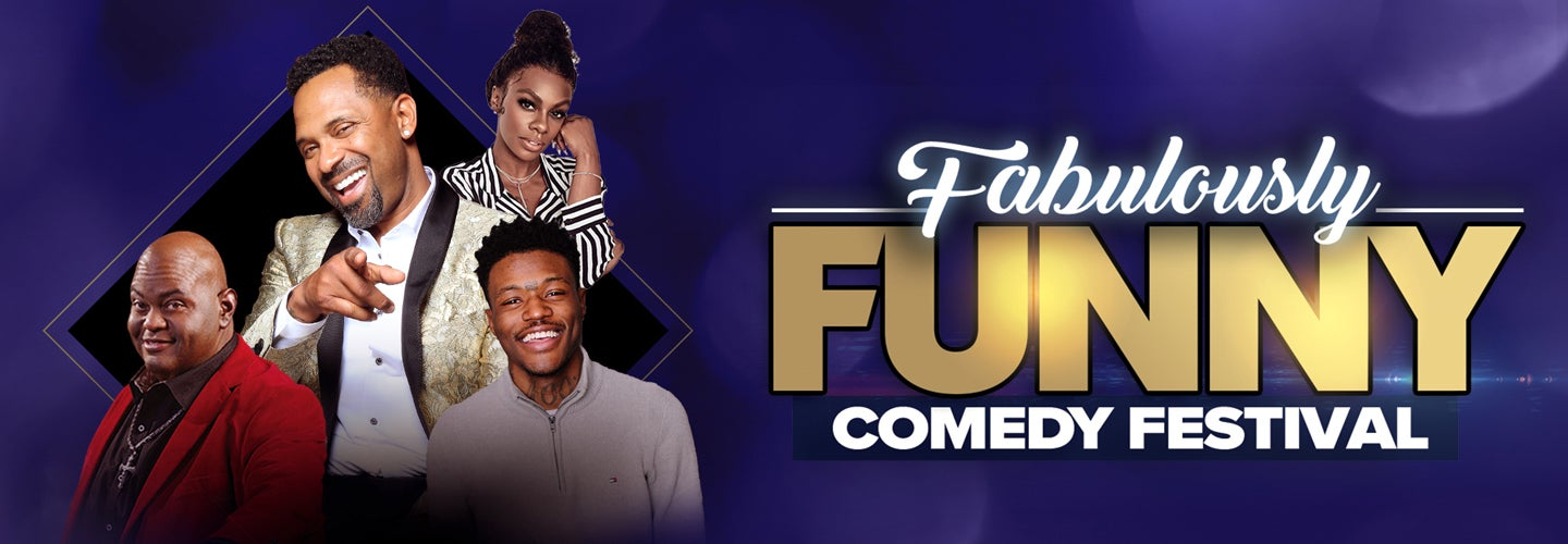 CANCELED: The Fabulously Funny Comedy Festival