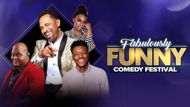 More Info for The Fabulously Funny Comedy Festival