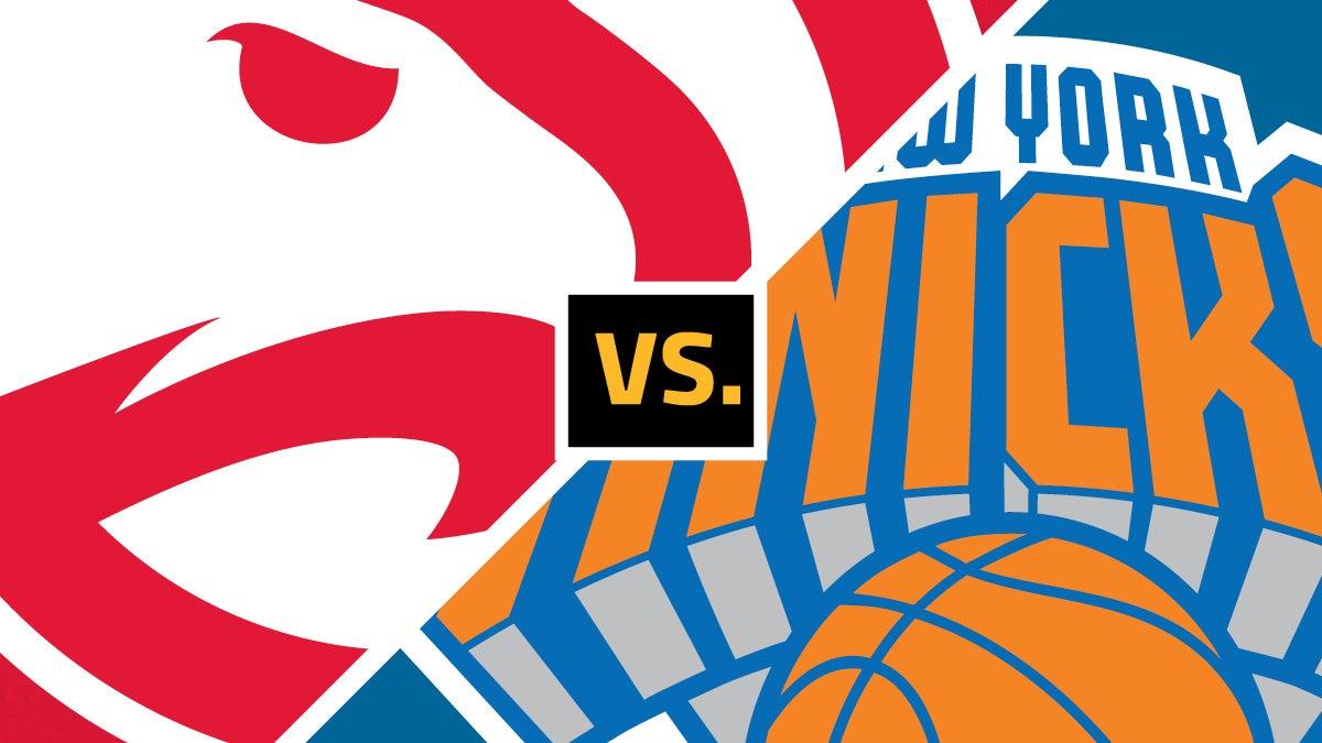 More Info for Hawks vs Knicks