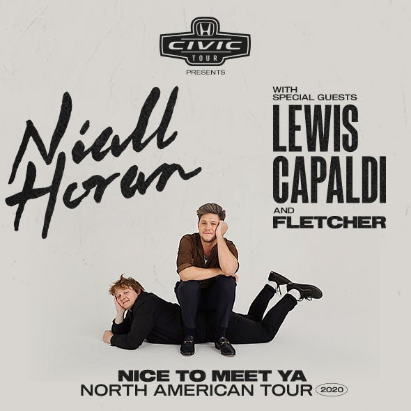 Cancelled Niall Horan State Farm Arena
