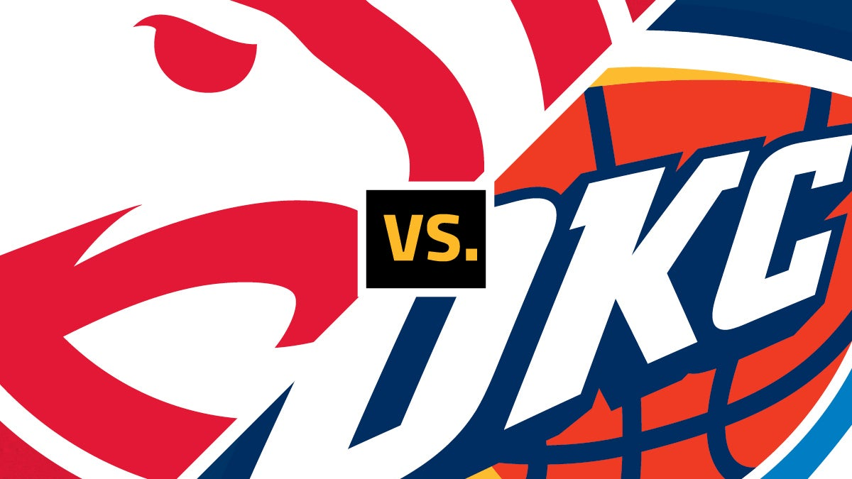 More Info for Hawks vs Thunder