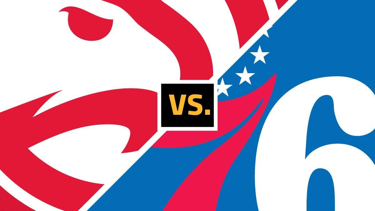Game 6: Hawks vs 76ers