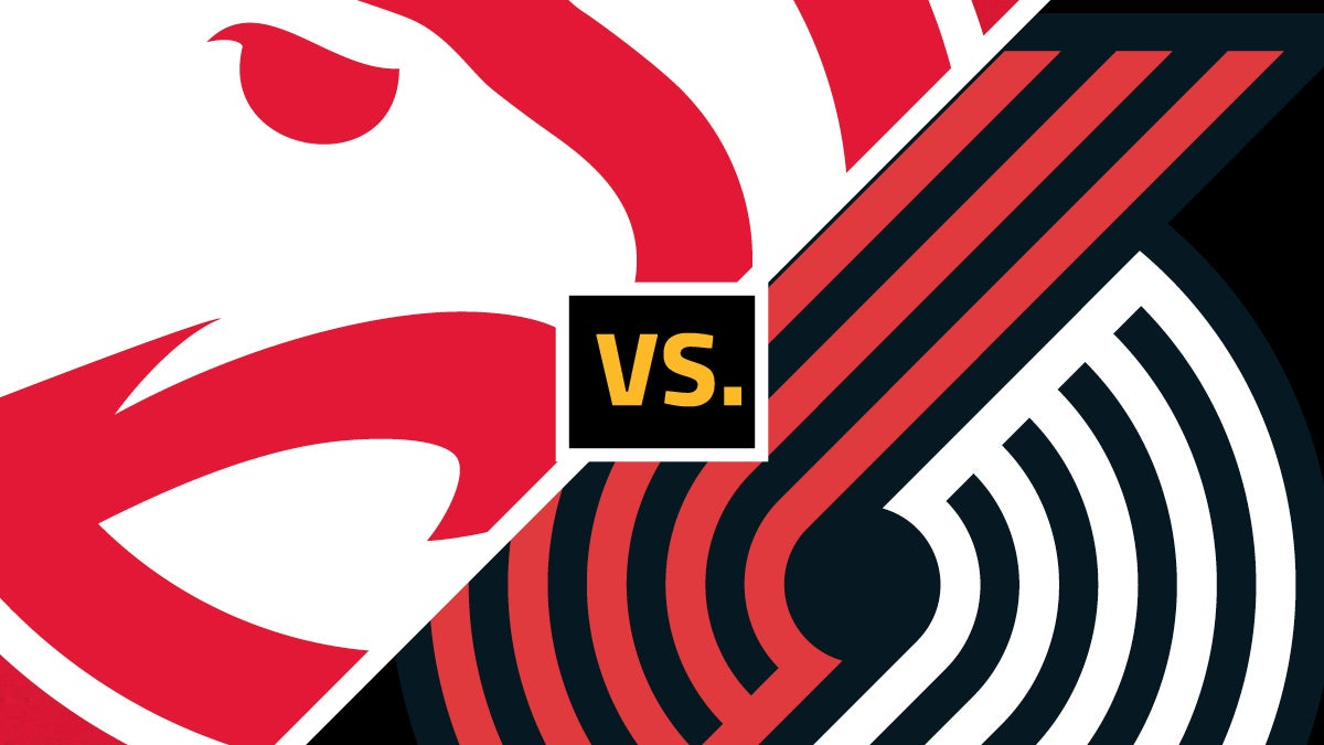 More Info for Hawks vs Trailblazers