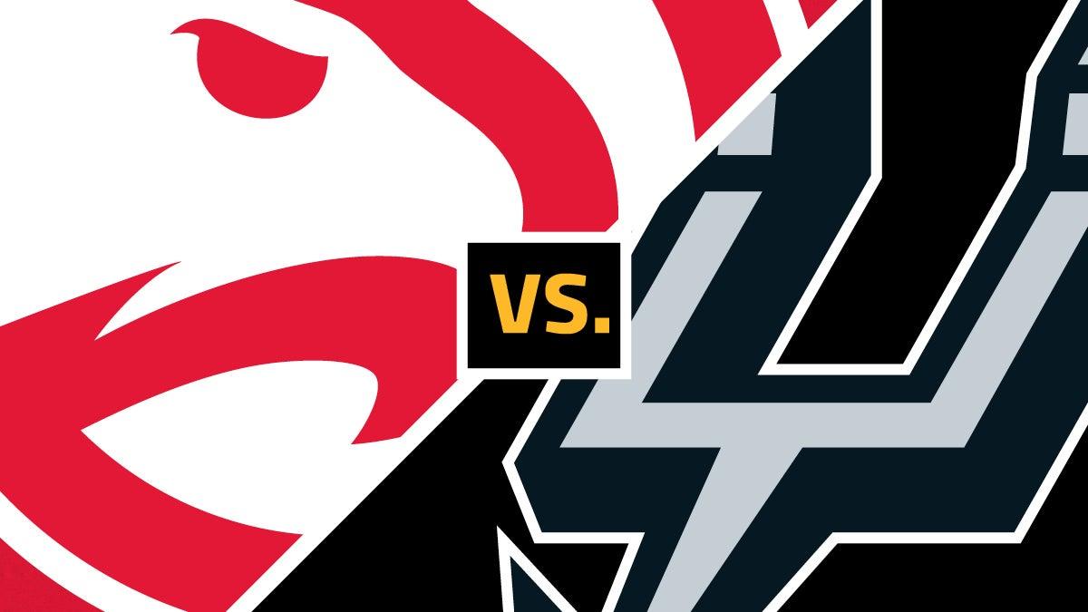 More Info for Hawks vs Spurs
