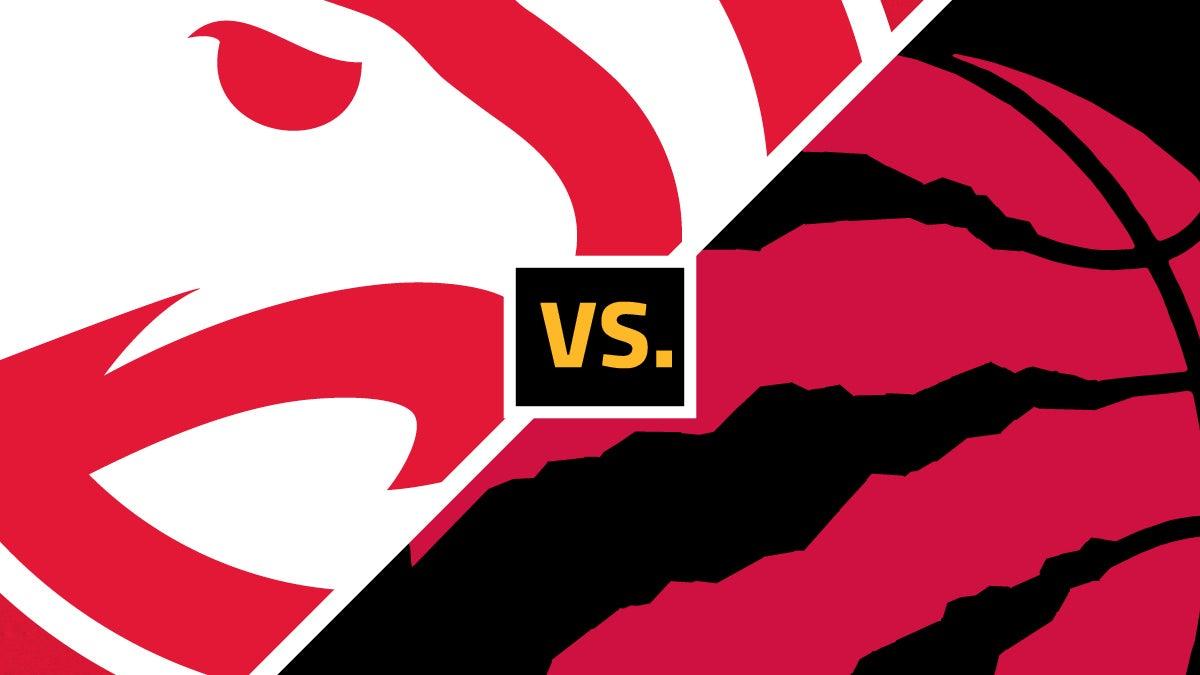 Hawks vs Raptors