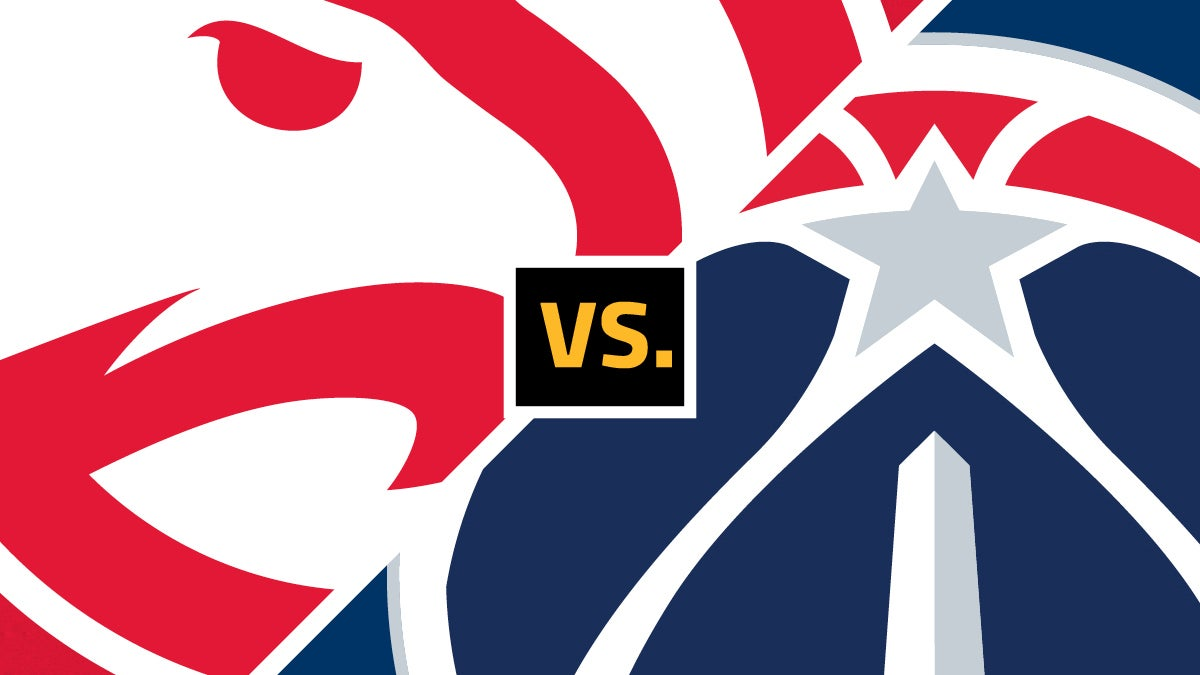 Hawks vs Wizards