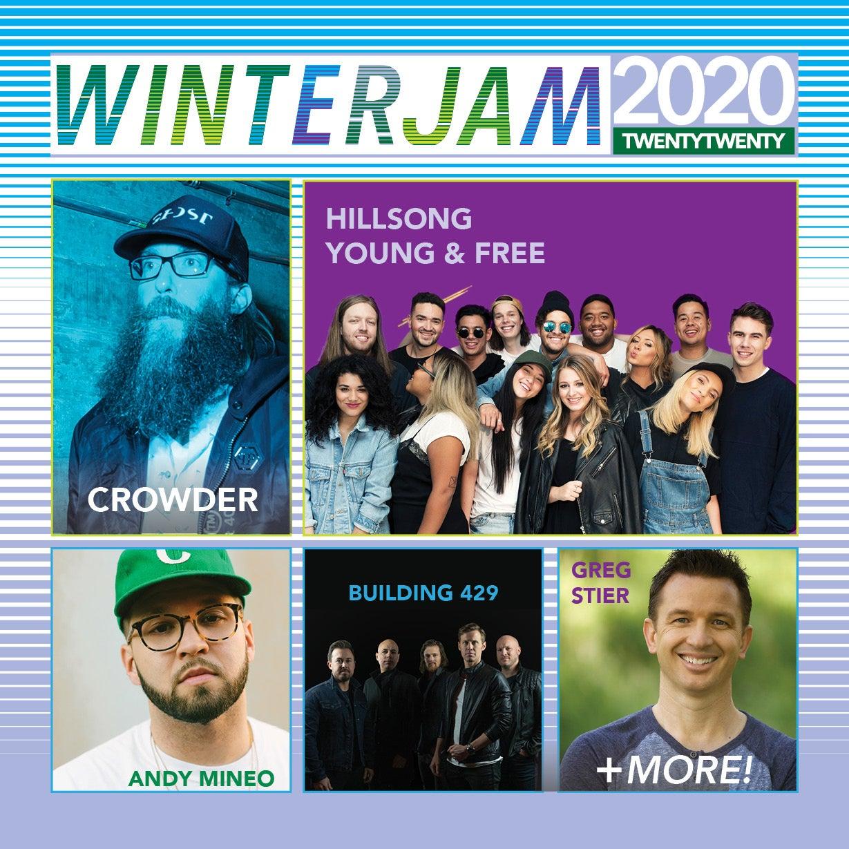 Winter Jam 2020 Tour Dates.Winter Jam Tour Spectacular State Farm Arena