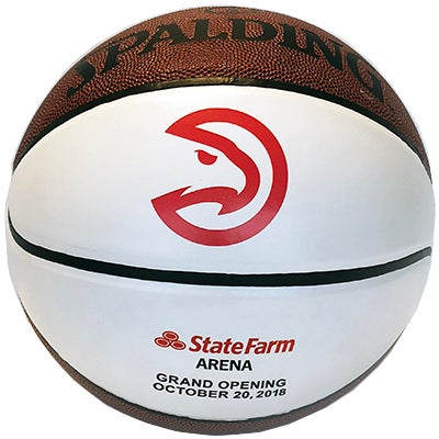 Commemorative Basketball