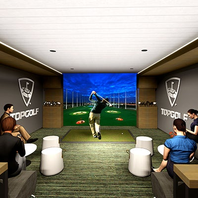Topgolf Swing Suites