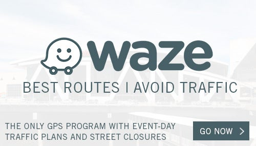 Use Waze to Get Here
